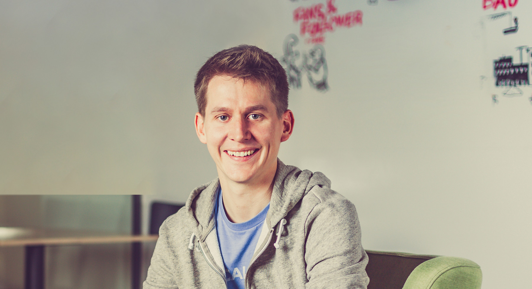 Portraitbild von Christian Hirsig (Powercoders.org)