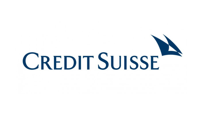 Credit Suisse Logo 100mm