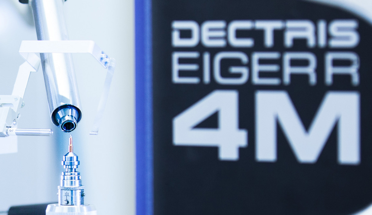 Dectris Eiger 4 M